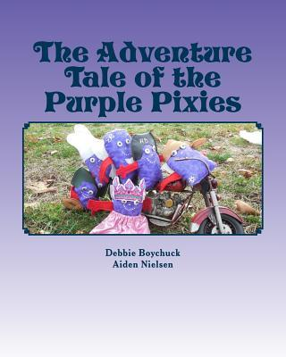 The Adventure Tale of the Purple Pixies