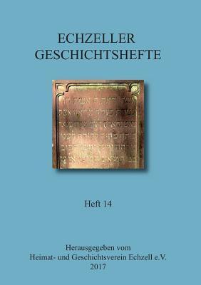 Echzeller Geschichtshefte Heft 14
