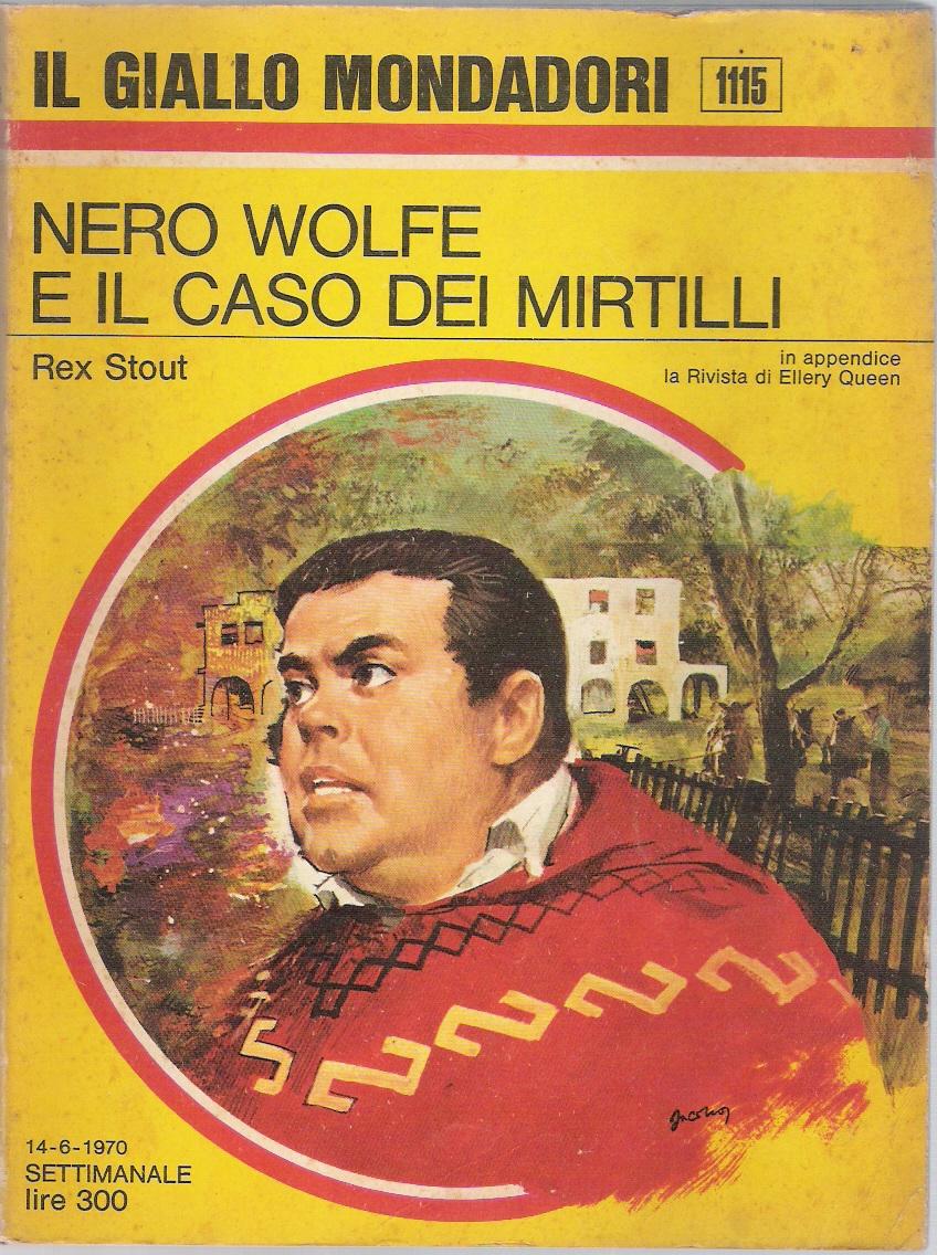 Nero Wolfe e il caso dei mirtilli