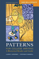 Patterns for College...