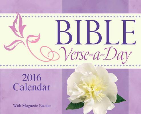 Bible Verse-a-Day 2016 Calendar