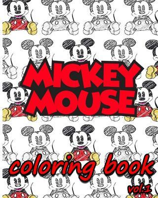 Micky Mouse Coloring Books