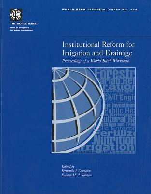 Institutional Reform for Irrigation and Drainage