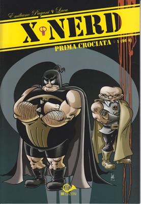 X-Nerd vol. 1