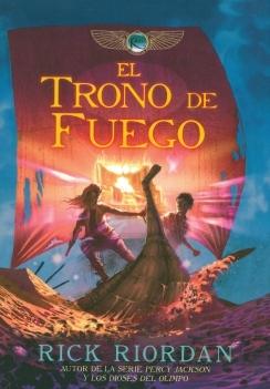 El Trono de Fuego