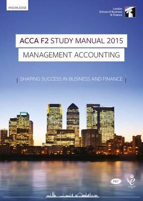 ACCA F2 Management A...