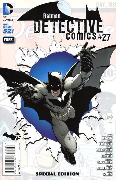 Detective Comics Vol.2 #27 Special Edition
