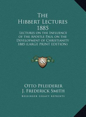 The Hibbert Lectures 1885