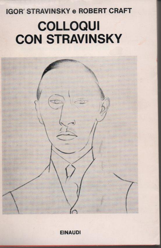 Colloqui con Stravinsky
