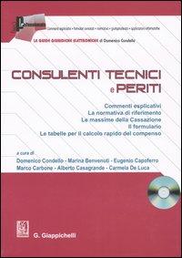 Consulenti tecnici e periti