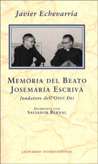 Memoria del beato Josemaria Escriva fondatore dell'Opus Dei