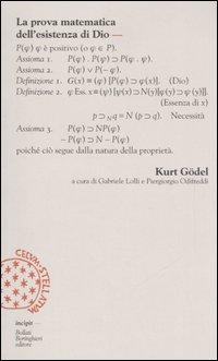 La prova matematica ...