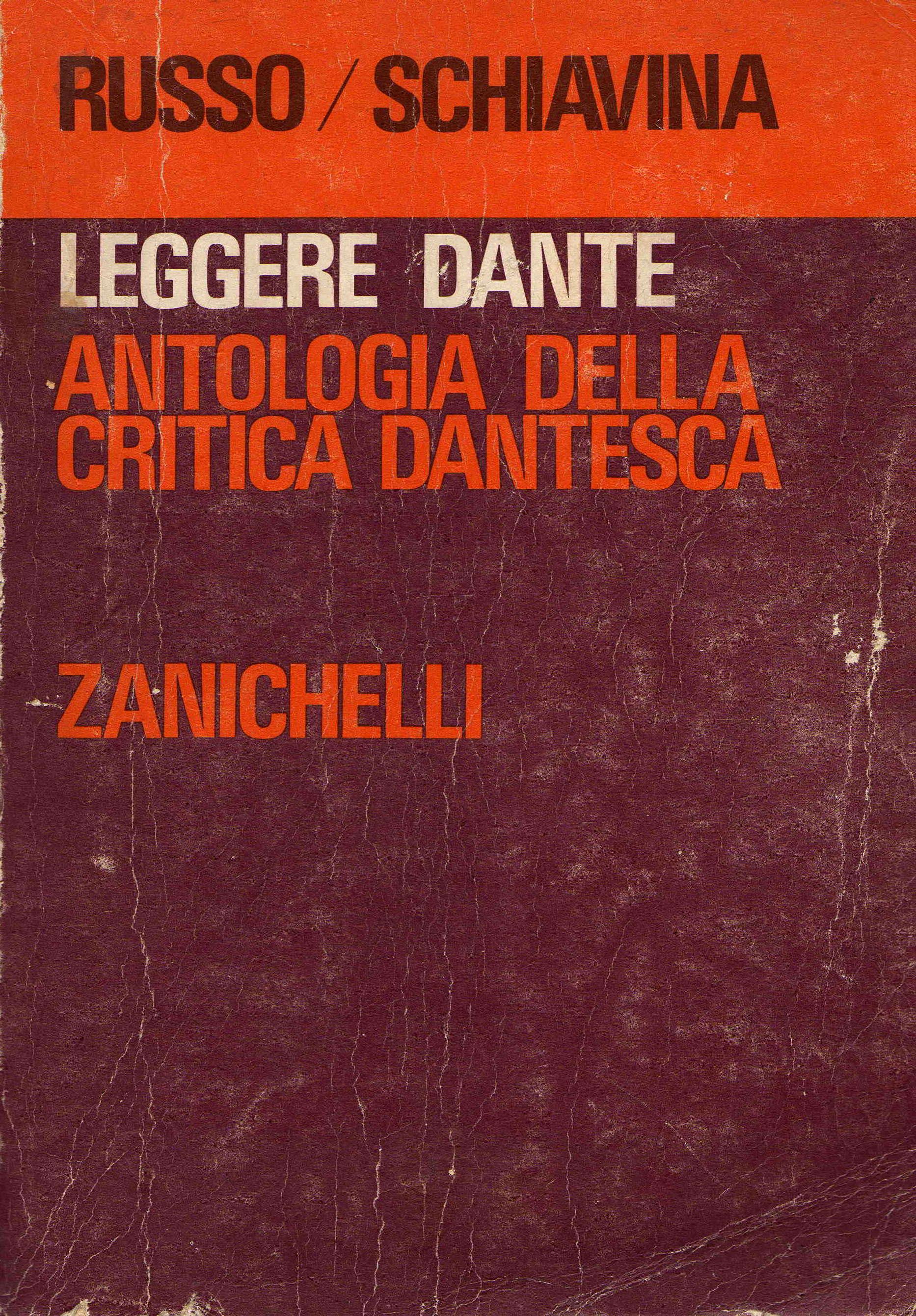 Leggere Dante