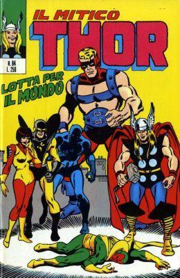 Il Mitico Thor n. 84