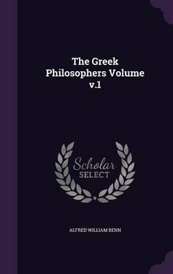 The Greek Philosophe...