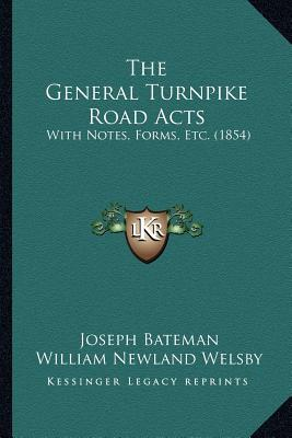 The General Turnpike Road Acts