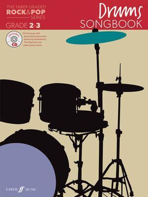 Rock & Pop Graded Songbook Drums Grade 2-3 + Cd