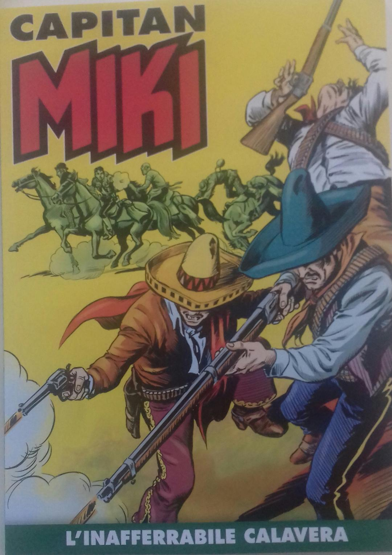 Capitan Miki n. 37