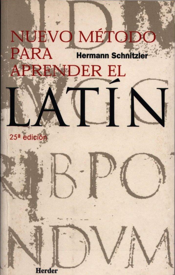 Nuevo método para aprender latín