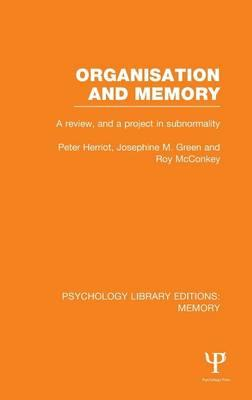 Organisation and Memory (PLE