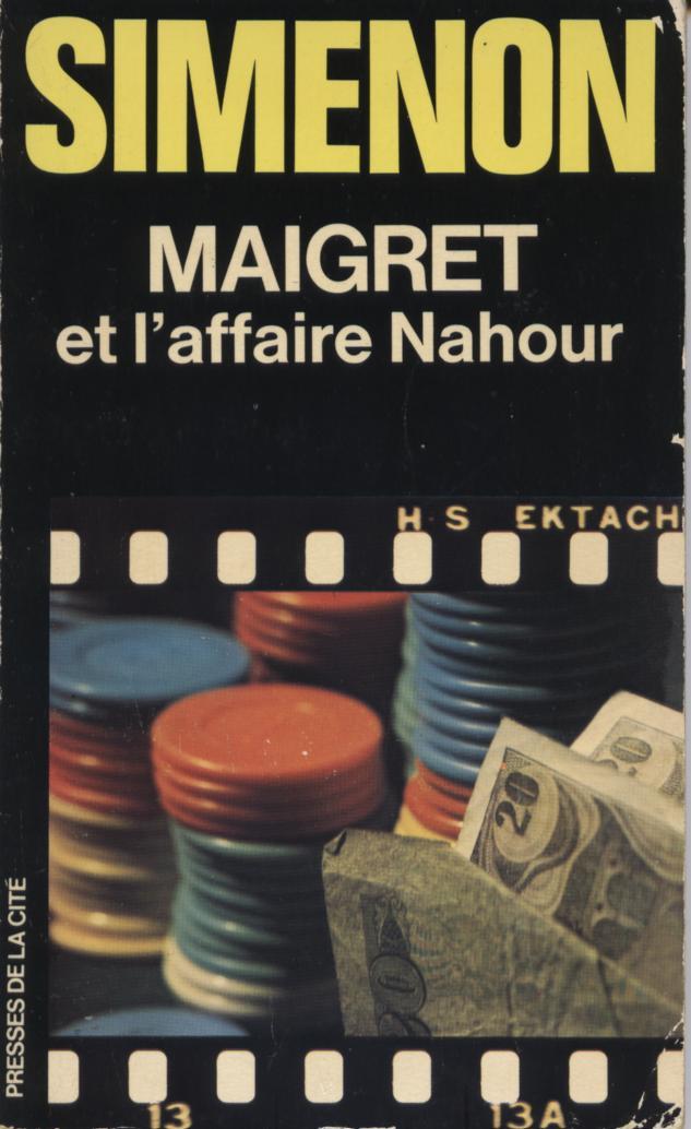 Maigret et l'affaire...