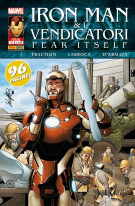 Iron Man & i Vendicatori n. 47