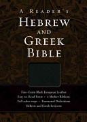 A Reader's Hebrew an...
