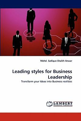 Leading styles for Business Leadership
