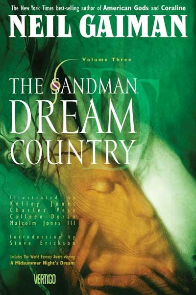 The Sandman: Dream Country