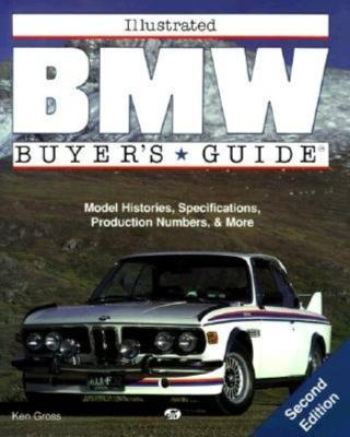 Illustrated Bmw Buyer's Guide
