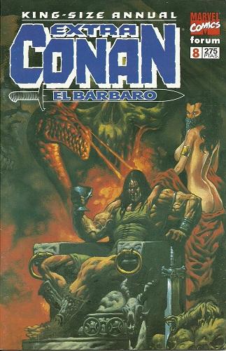 Extra Conan el Bárb...