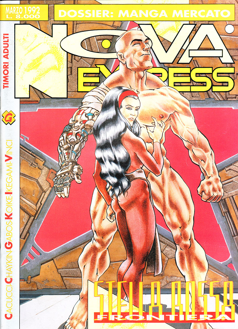 Nova Express n° 9