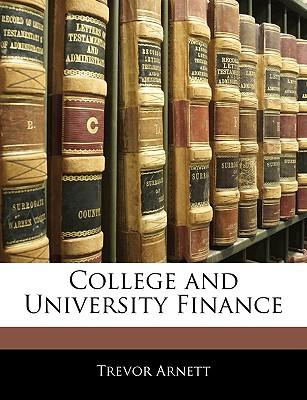 College and University Finance