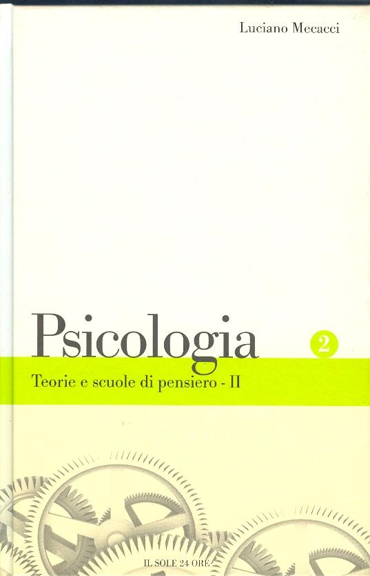 Teorie e scuole di p...