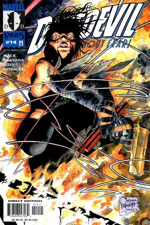 Daredevil Vol.2 #14