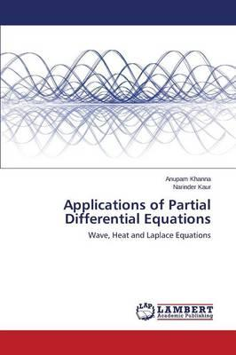 Applications of Partial Differential Equations