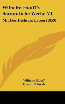Wilhelm Hauff's Samm...