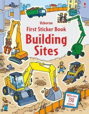 First Sticker Book B...