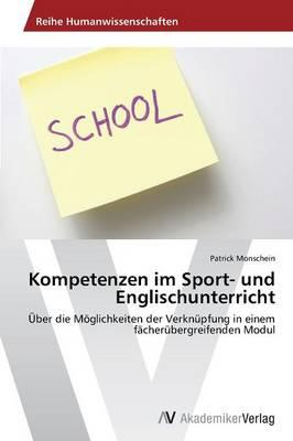 Kompetenzen im Sport- und Englischunterricht