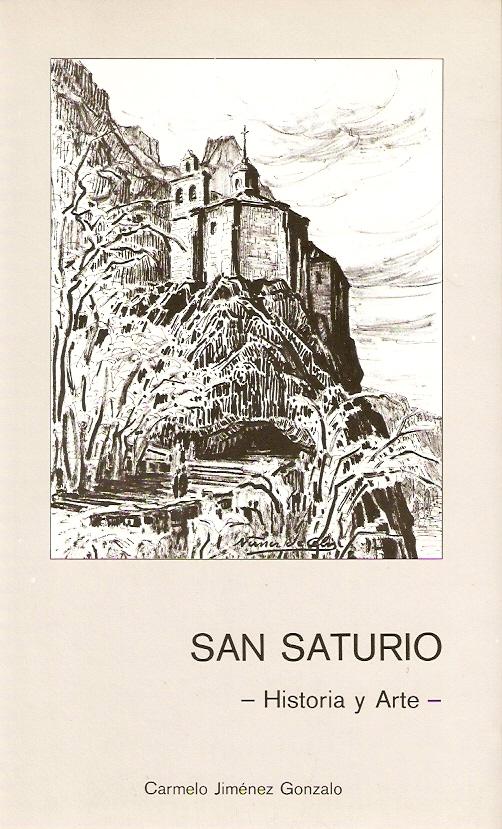 San Saturio, Patrón de Soria