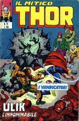 Il Mitico Thor n. 73