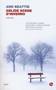 Gelide scene d'inverno
