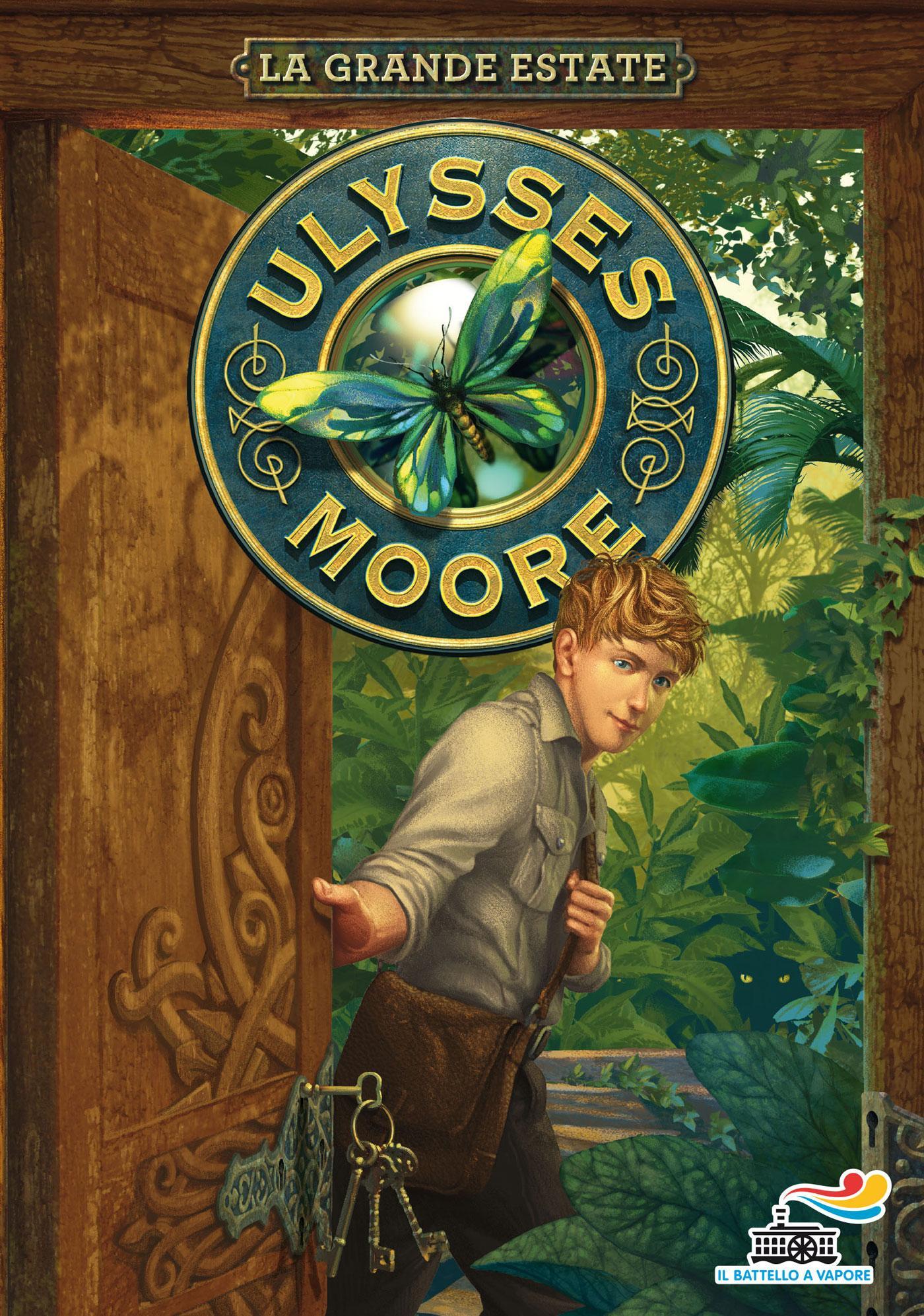 Ulysses Moore - 18. ...