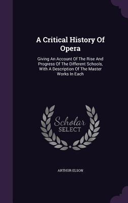 A Critical History o...