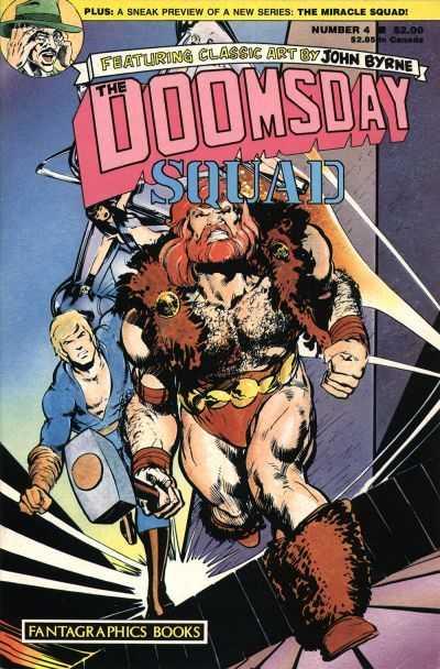 Doomsday Squad #4