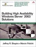 Building High Availability Windows Server