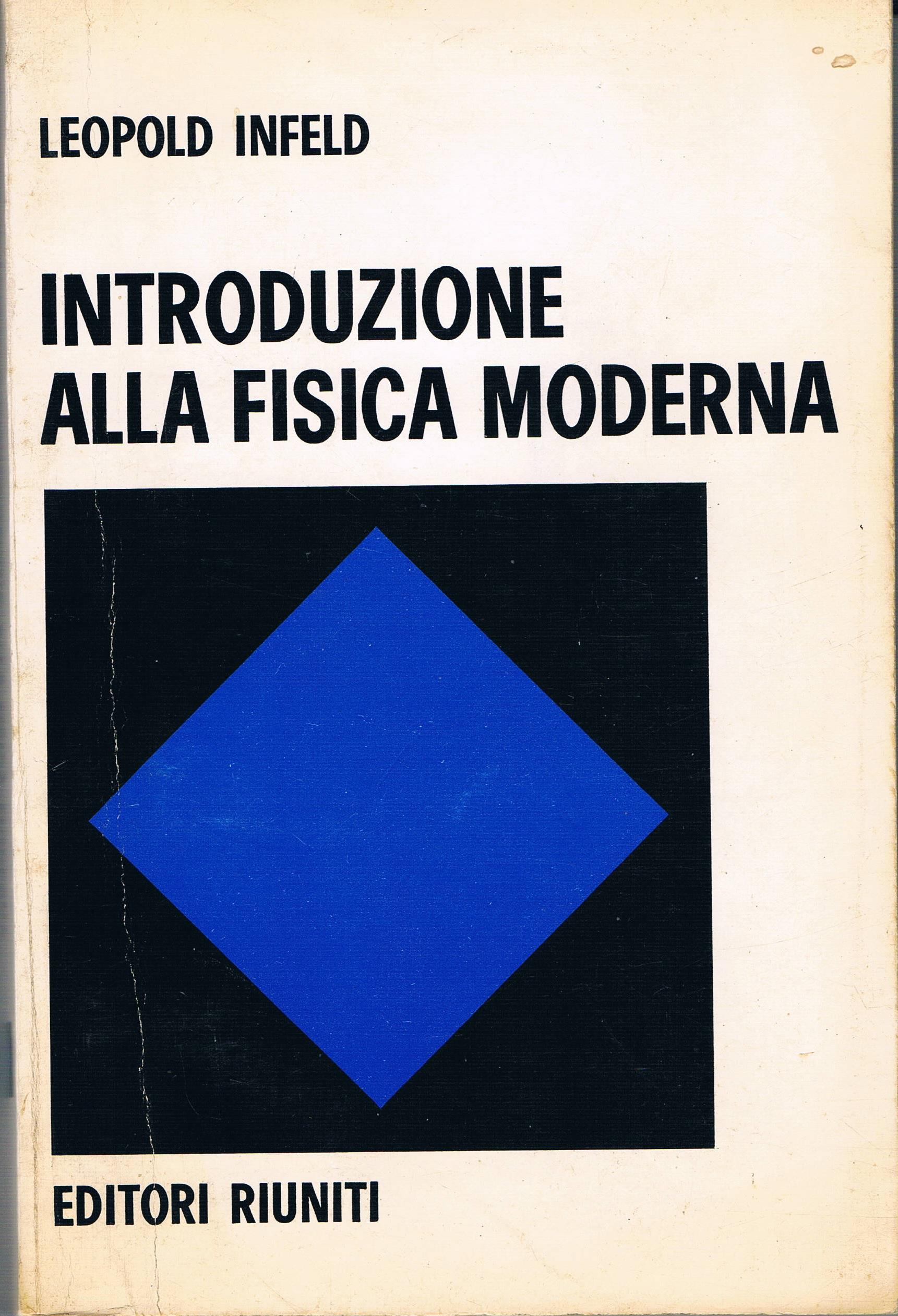 Introduzione alla fisica moderna