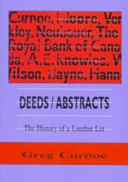 Deeds/abstracts