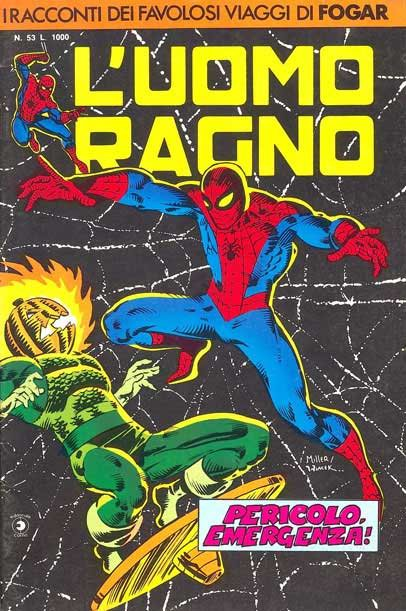 L'Uomo Ragno (2a serie) n. 53