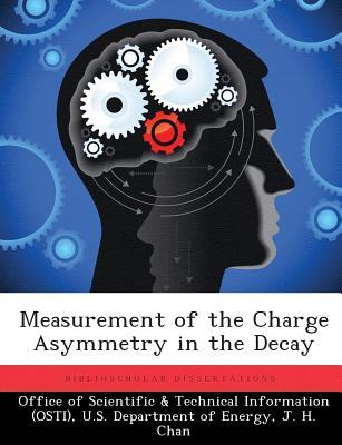 Measurement of the Charge Asymmetry in the Decay